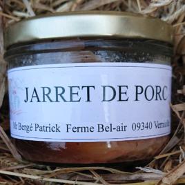 Conserve Jarret de Porc – 190 g