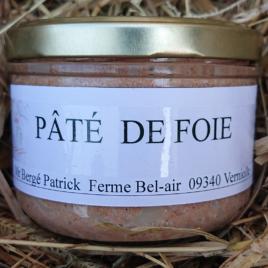 Conserve Pâté de Foie de Porc-190 g