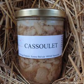 Conserve de Cassoulet- 750 g