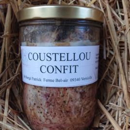 Conserve Coustellou Confit 750 g