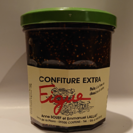 Confiture Figue  pot de 370 g