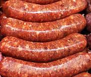 Chorizo de Porc Frais -500 g -prévu le 22 Avril