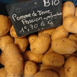 Pomme de Terre -Désirée BIO-1 kg-